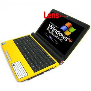 10.2 Inch Small Notebook PC with INTEL ATOM N270 CPU